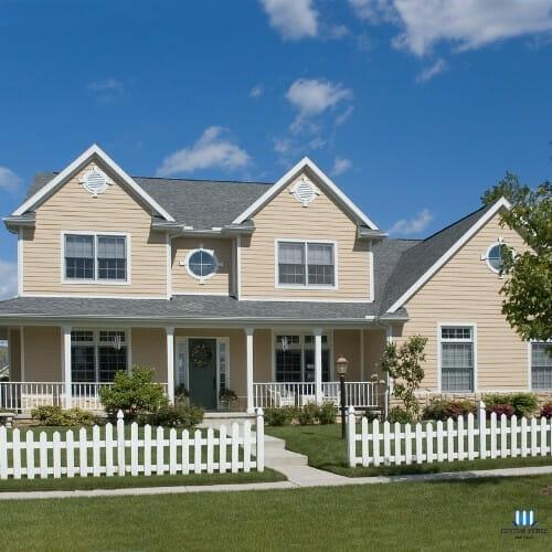 house-composite-fence-company