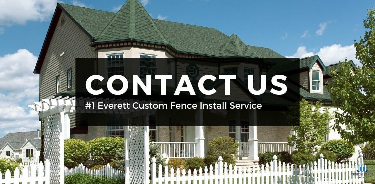house-fence-install-company-everett