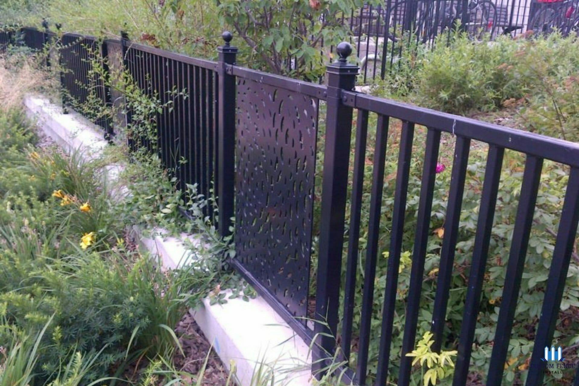 panel-iron-fence-contractor-wa
